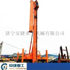 专业生产CFG系列桩机 履带式长螺旋打桩机