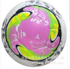 色彩斑斓礼品PVC广告机缝足球