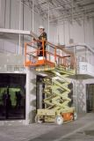 厂家供应自行越野式高空作业平台/全电动升降机