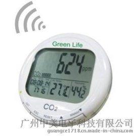 桌上型二氧化碳检测仪AZ7788 CO2分析仪带温湿度年月日时间