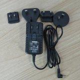 1多国万能转换头12V1.2A开关电源适配器 15W adapter充电器
