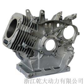厂家直销188F/GX390发电机曲轴箱箱体品质保证精密铝合金压铸配件