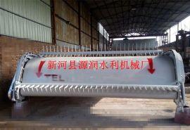 湖南HQN型回转式格栅清污机