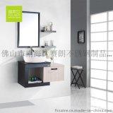 廠家直銷 現代時尚簡約浴室櫃  F9317不鏽鋼浴室櫃
