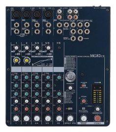 8路调音台专业舞台调音台带DSP混响效果器 MG82CX