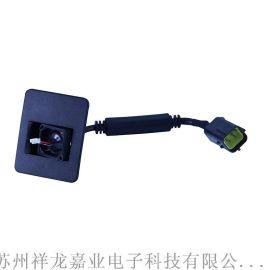 汽车倒车雷达影像车载摄像头线束,祥龙嘉业专业设计制造