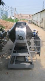 逸东不锈钢磙桶搅拌机 焊缝整齐光滑抗腐蚀