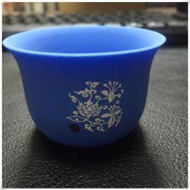 工厂批发供应 创意卡通pvc广告软胶马克杯 功能性各种塑料杯子