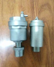 供应ARSX-16P精工不锈钢丝口排气阀不锈钢304高温自动排气阀系列