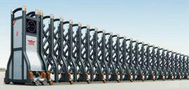 纯铝打造的无轨悬浮门