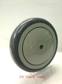 5寸擔架車聚氨酯單輪