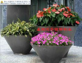 鑫翔达造型精致美观不锈钢花盆厂家直销