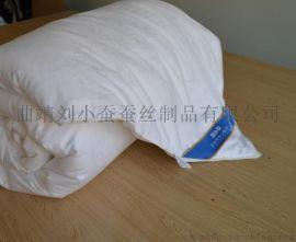 【劉小蠶】蠶絲被100%桑蠶絲純棉被套夏涼被