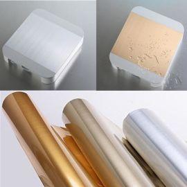 镀铝热转移塑料烫印热转印花膜 pp厕所水箱热转印 水箱热转印膜加工
