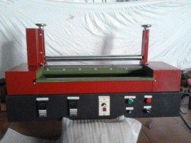 辊轮热熔胶机;单辊上胶机;双辊热熔胶上胶机