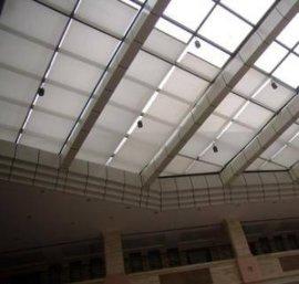重庆电动天棚帘安装 重庆自动遮阳棚 重庆天棚帘生产厂家