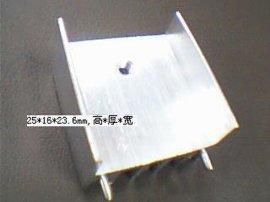 铝合金散热片