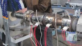 PMMA亚克力棒材生产线  高品质亚克力棒材生产线