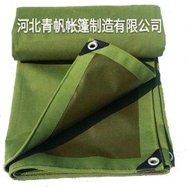 出厂价涤纶帆布有机硅篷布加厚耐磨帆布雨布卡车苫布盖布支持订做