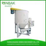 廠家直銷顆粒烘乾混料攪拌機 500kg立式攪拌烘乾機