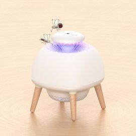 小白灭蚊灯家用新款智能光控led灭蚊器驱蚊器吸蚊灯