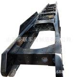 一汽解放車架總成 解放A86車架副樑  副車架子 解放車架二樑 圖片