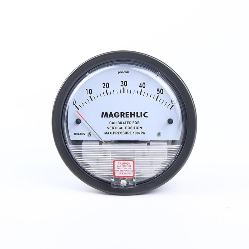 MAGREHLIC2000型微壓差表 微壓力錶 淨化工程差壓表 全量程