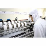 金韋爾PE鋰電池隔膜雙向拉伸生產線