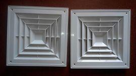 [强达] 排风口风系统 塑料通风口 百叶排风口 方形排风口