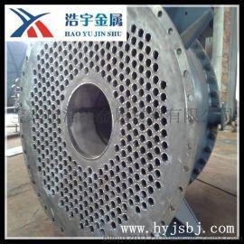 钛列管换热器、钛U型换热器、钛盘管交换热器