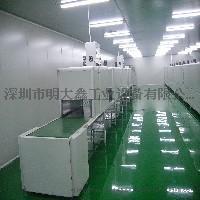 深圳自动喷漆流水线、小型自动喷漆设备