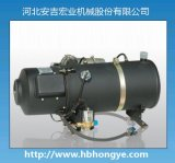 YJ系列液体加热器, 低温启动加热器