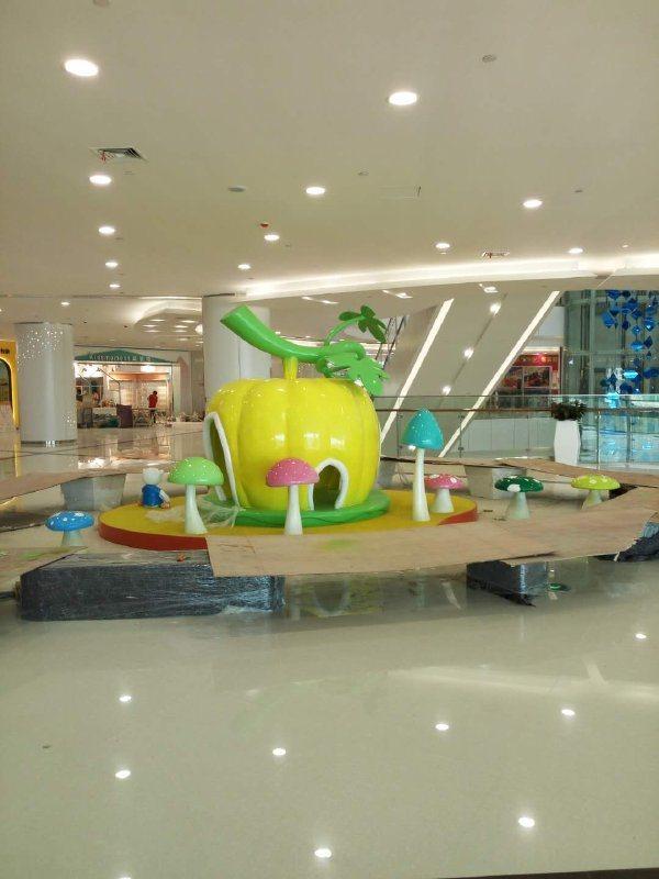 武汉商业美陈雕塑设计制作公司 电话13437156698