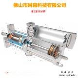 多款供选琳森增压缸,气液压缸, 用于金属冲压、电子元器件的铆接及挤模成型