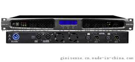 【聚美声】DT系列1U大功率数字功放调控带DSP数字处理器