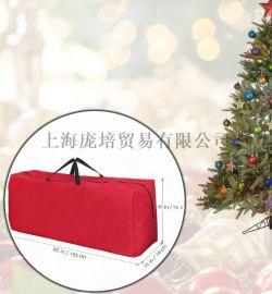 **牛津布圣诞树袋 圣诞树收纳整理袋圣诞装饰袋