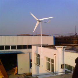 小型风力发电机1000W24V低转速 永磁家用风光互补
