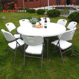 簡易折疊桌家用酒店宜家大圓桌可便攜式家用戶型吃飯圓形小餐桌子