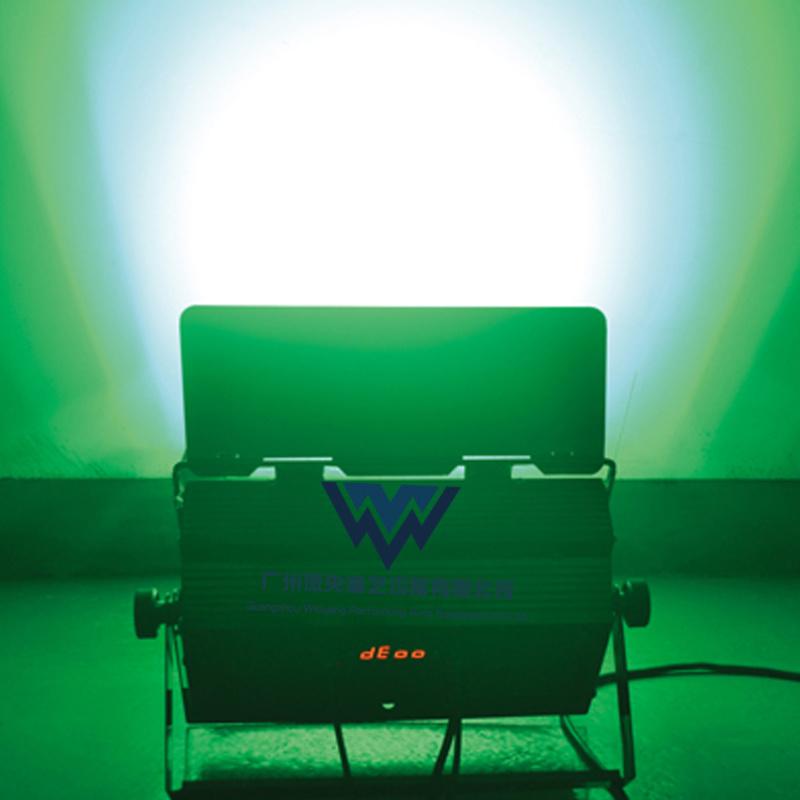 24颗LED投光灯DMX512四合一投光灯