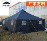 戶外帳篷野營 10人野外營地帳篷 大型救災帳篷?野外施工帳篷