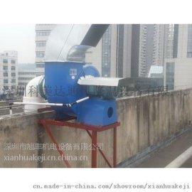 电子车间焊接拉排烟/白铁管道/离心风机排烟/吸烟罩/软管