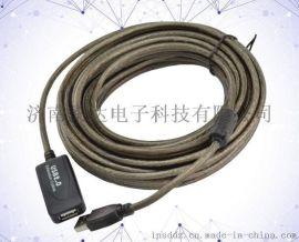 桑达 INSDDZ 视频会议摄像机专用传输数据线/USB超强信号放大线