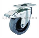 中型4寸防静电导电轮 万向刹车脚轮
