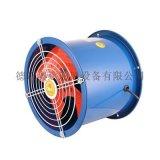 FT35轴流风机 耐用型玻璃钢风机有哪些组成部分