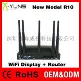 XYUNS R10 專業級學校教育、商務工程用無線同屏器帶路由AP