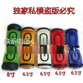 深圳中合利科技6.5寸私模平衡车个性时尚扭扭车漂移车电动双轮代步车