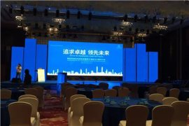 武汉液晶拼接LED显示屏出租