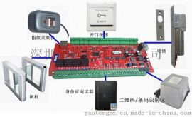 研腾YT-M100身份证门禁控制主板 身份证刷卡门禁 刷卡门禁系统