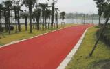 彩色透水地坪材料价格 莆田透水混凝土施工