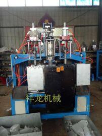 供应全自动塑料吹瓶机 洗衣液桶机油壶吹塑机械设备